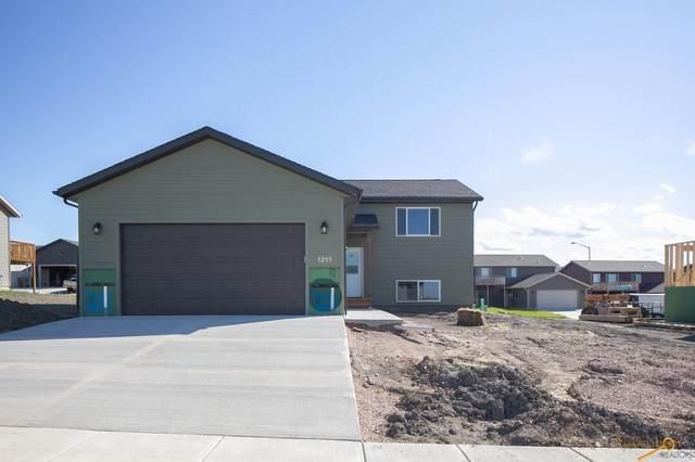 6667 Abelia St, Rapid City, SD 57703 (MLS #155060) :: VIP Properties