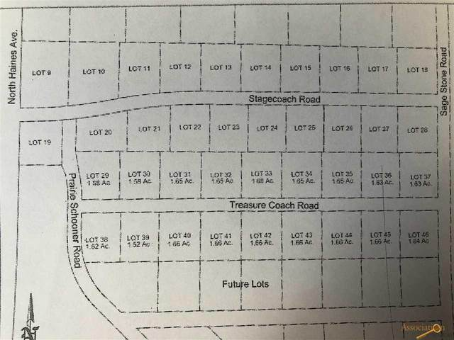 TBD Lot 40 Other, Piedmont, SD 57769 (MLS #155071) :: Christians Team Real Estate, Inc.