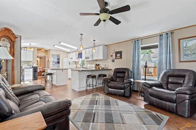4892 Roberts Ct, Rapid City, SD 57703 (MLS #155080) :: Heidrich Real Estate Team