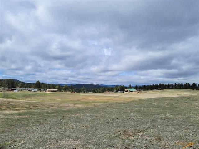 11475 Gilette Prairie Rd, Hill City, SD 57745 (MLS #155086) :: Heidrich Real Estate Team