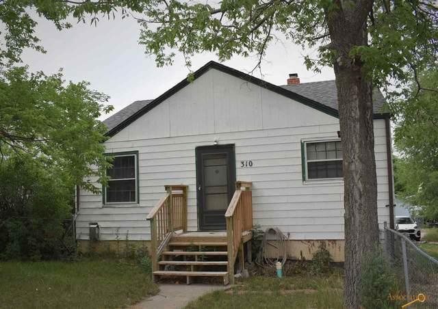 310 St Patrick, Rapid City, SD 57701 (MLS #155089) :: Heidrich Real Estate Team
