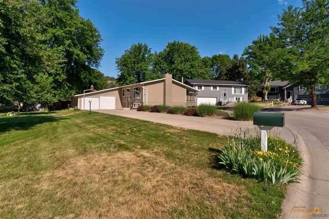 3513 Chapel Valley Rd, Rapid City, SD 57702 (MLS #155093) :: Heidrich Real Estate Team
