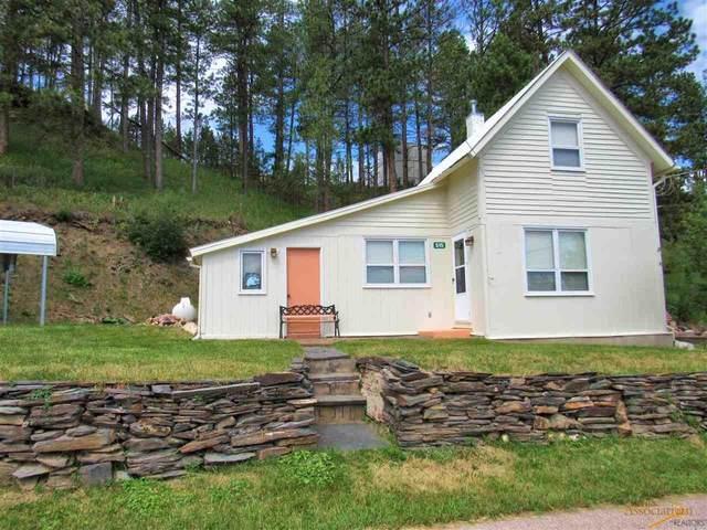 515 Pine Av, Hill City, SD 57745 (MLS #155098) :: Heidrich Real Estate Team