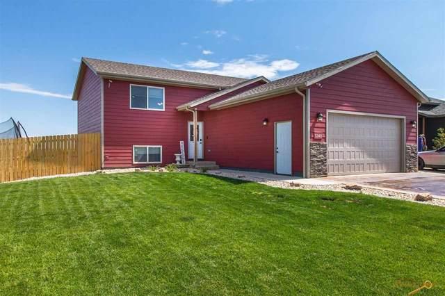 1248 Kodiak Drive, Box Elder, SD 57719 (MLS #155103) :: Heidrich Real Estate Team