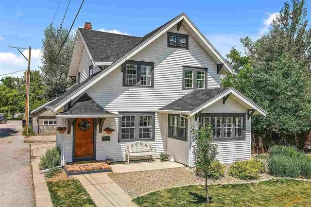 912 Fulton, Rapid City, SD 57701 (MLS #155108) :: Heidrich Real Estate Team