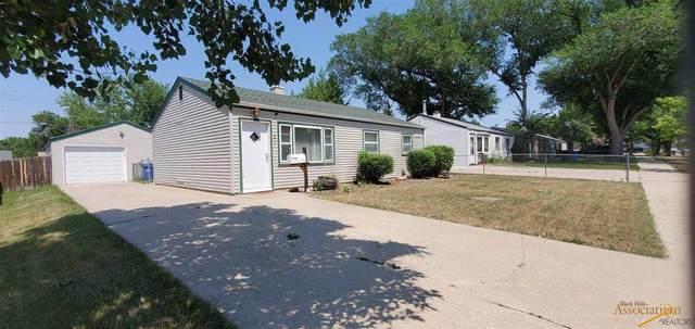 806 Iowa, Rapid City, SD 57701 (MLS #155110) :: Heidrich Real Estate Team
