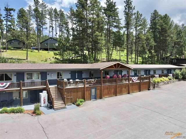Undisclosed, Hill City, SD 57745 (MLS #155115) :: Heidrich Real Estate Team