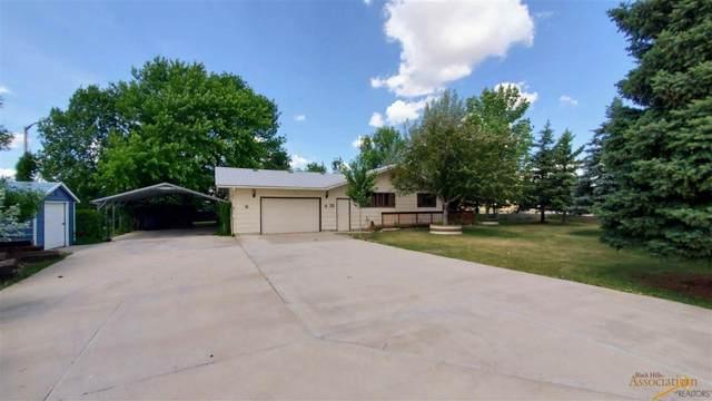 615 Westwind Dr, Box Elder, SD 57719 (MLS #155123) :: Heidrich Real Estate Team