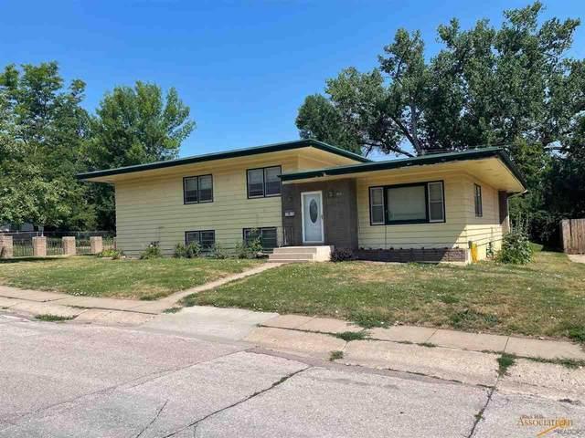 3812 W St Louis, Rapid City, SD 57702 (MLS #155124) :: VIP Properties