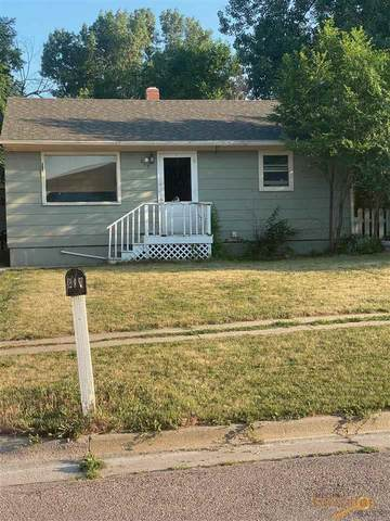 217 St Francis, Rapid City, SD 57701 (MLS #155126) :: Heidrich Real Estate Team
