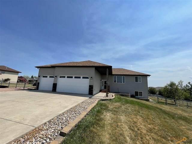 14785 Moonlight Dr, Rapid City, SD 57703 (MLS #155127) :: Heidrich Real Estate Team