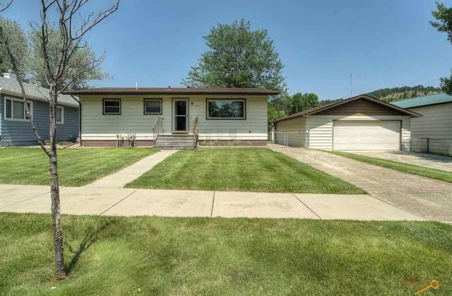 1957 Williams St, Sturgis, SD 57785 (MLS #155132) :: Heidrich Real Estate Team