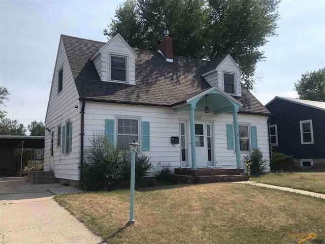 207 Indiana, Rapid City, SD 57701 (MLS #155140) :: Heidrich Real Estate Team