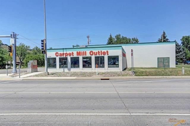 1130 W Omaha, Rapid City, SD 57702 (MLS #155142) :: Heidrich Real Estate Team