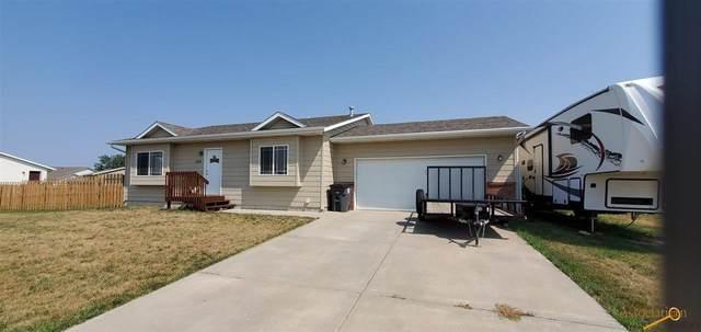 564 Plover Dr, Box Elder, SD 57719 (MLS #155153) :: Heidrich Real Estate Team