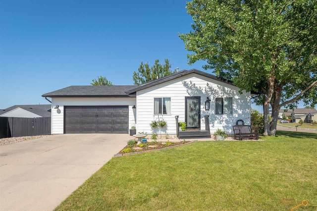 4406 Three Rivers Dr, Rapid City, SD 57701 (MLS #155159) :: VIP Properties