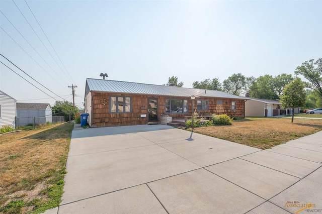 2420 Maple Ave, Rapid City, SD 57701 (MLS #155162) :: Heidrich Real Estate Team