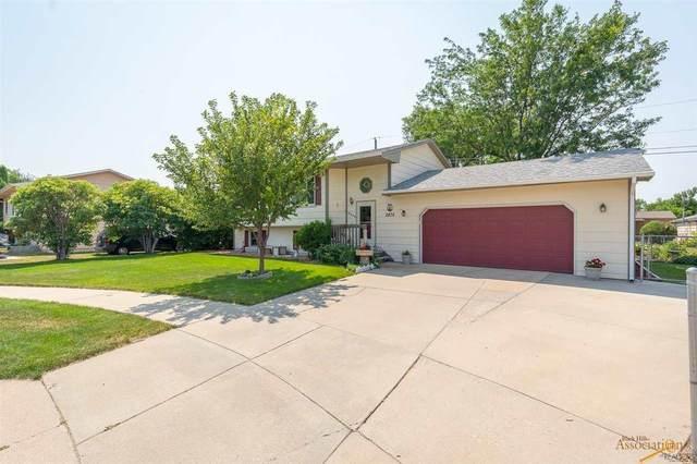 2479 Reed Ct, Rapid City, SD 57703 (MLS #155163) :: Heidrich Real Estate Team