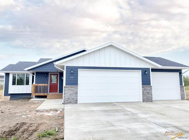 13850 Riata Loop, Piedmont Valley, SD 57769 (MLS #155166) :: Dupont Real Estate Inc.
