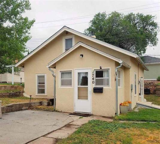 1740 Lincoln Ave, Hot Springs, SD 57747 (MLS #155169) :: Black Hills SD Realty