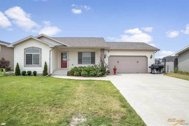 763 Old Cavalry Rd, Box Elder, SD 57719 (MLS #155175) :: Heidrich Real Estate Team