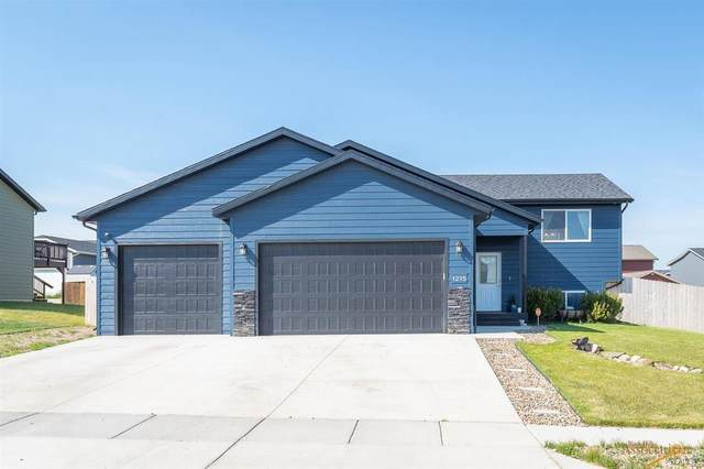 1215 Kodiak Drive, Box Elder, SD 57719 (MLS #155176) :: Heidrich Real Estate Team