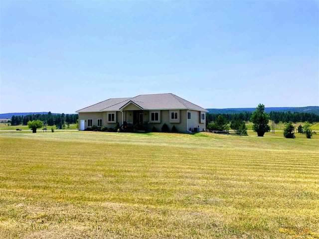 10925 Quaal Rd, Black Hawk, SD 57718 (MLS #155192) :: VIP Properties