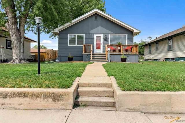 628 St Cloud, Rapid City, SD 57701 (MLS #155195) :: Heidrich Real Estate Team