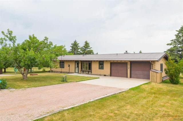 10705 N High Meadows Dr, Black Hawk, SD 57718 (MLS #155201) :: VIP Properties