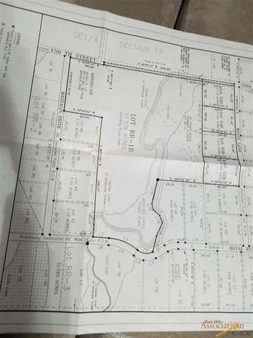 TBD Mandi Ln, Box Elder, SD 57719 (MLS #155202) :: Heidrich Real Estate Team