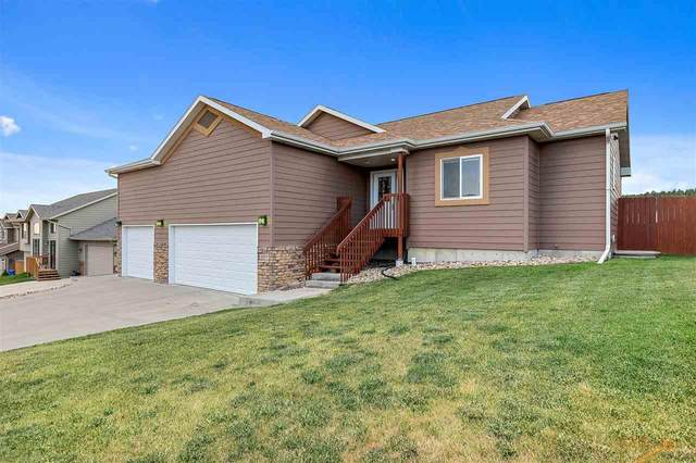 4847 Misty Woods Ln, Rapid City, SD 57701 (MLS #155213) :: Heidrich Real Estate Team