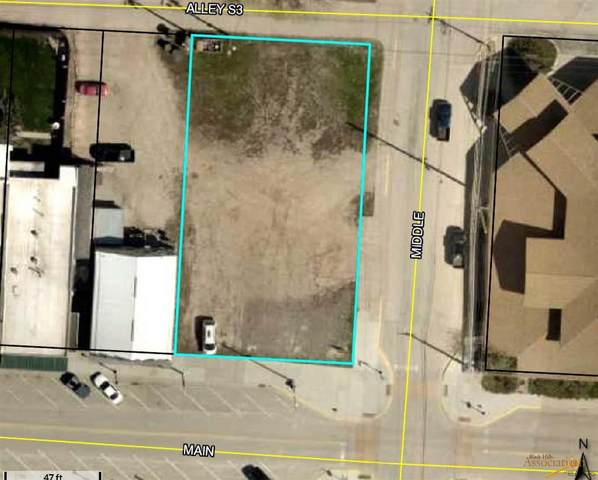 901 E Main, Sturgis, SD 57785 (MLS #155226) :: Dupont Real Estate Inc.