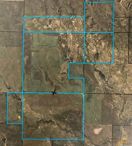14150 Tilford, Sturgis, SD 57785 (MLS #155230) :: Heidrich Real Estate Team