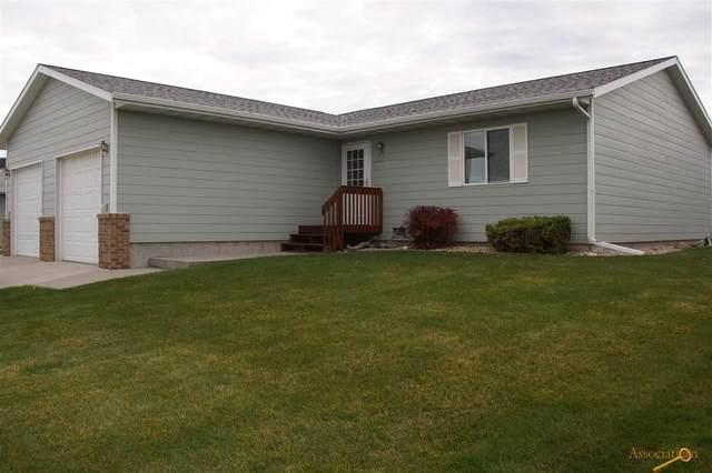 2617 Cottontail Rd, Sturgis, SD 57785 (MLS #155232) :: Heidrich Real Estate Team