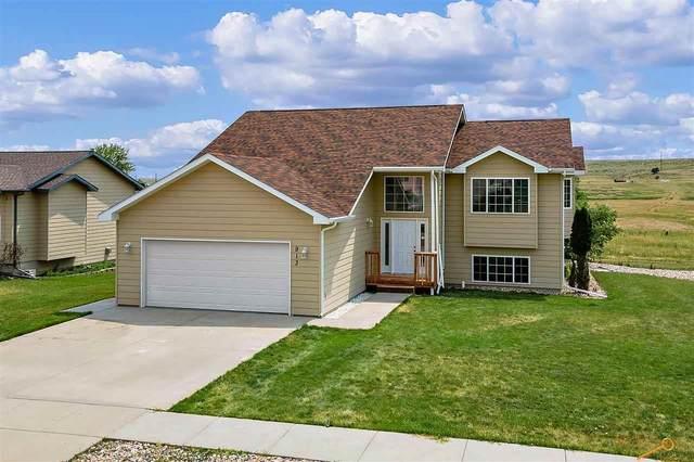 913 Field View Dr, Rapid City, SD 57702 (MLS #155237) :: Heidrich Real Estate Team