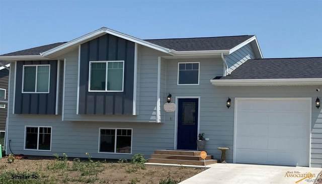 655 Glory Ct, Box Elder, SD 57719 (MLS #155243) :: Heidrich Real Estate Team