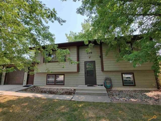 519 E Liberty St, Rapid City, SD 57701 (MLS #155251) :: Heidrich Real Estate Team