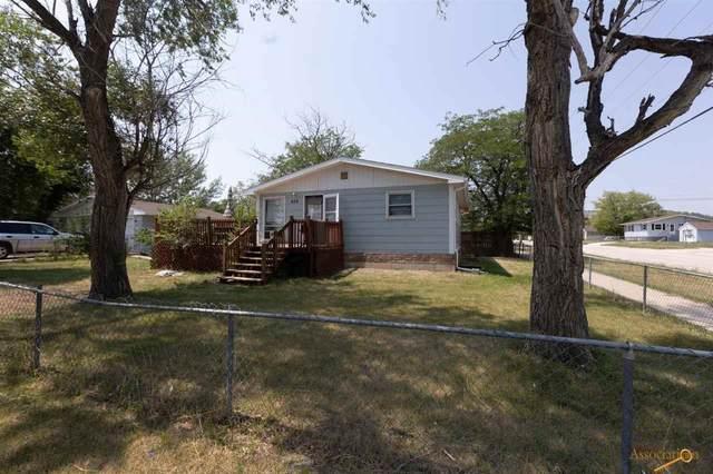 629 Wood Ave, Rapid City, SD 57701 (MLS #155252) :: Heidrich Real Estate Team