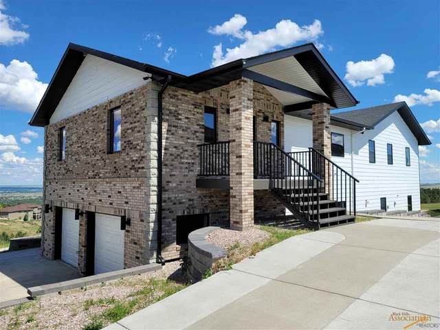 1363 Alta Vista Dr, Rapid City, SD 57701 (MLS #155255) :: Heidrich Real Estate Team