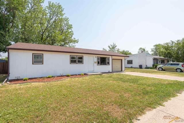 2120 Rena Pl, Rapid City, SD 57701 (MLS #155270) :: Dupont Real Estate Inc.