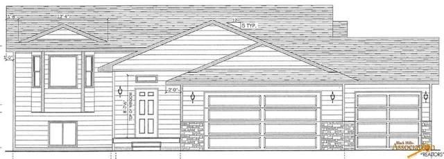 3688 Blackpowder Rd, Rapid City, SD 57703 (MLS #155275) :: Dupont Real Estate Inc.