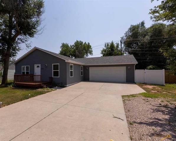 4105 Sunset Dr, Rapid City, SD 57702 (MLS #155277) :: Heidrich Real Estate Team
