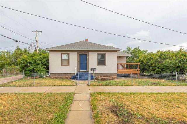 603 Adams, Rapid City, SD 57701 (MLS #155279) :: Heidrich Real Estate Team