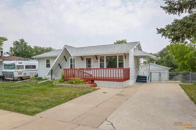 1318 Herman, Rapid City, SD 57701 (MLS #155281) :: Dupont Real Estate Inc.