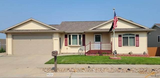 622 Missoula St, Rapid City, SD 57703 (MLS #155285) :: Dupont Real Estate Inc.