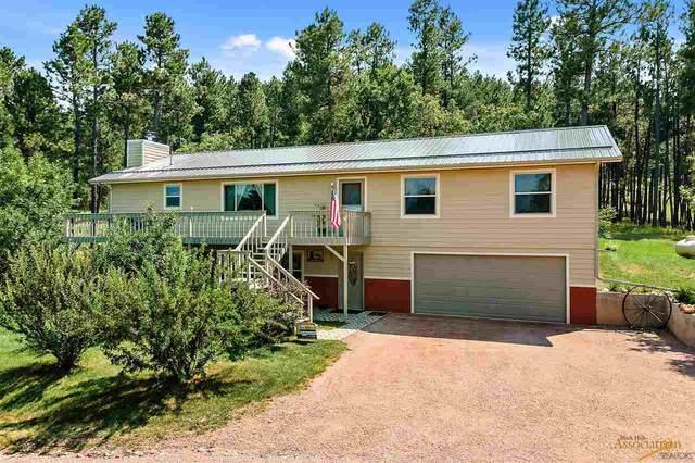 24547 Saddleback Dr, Hermosa, SD 57744 (MLS #155289) :: VIP Properties