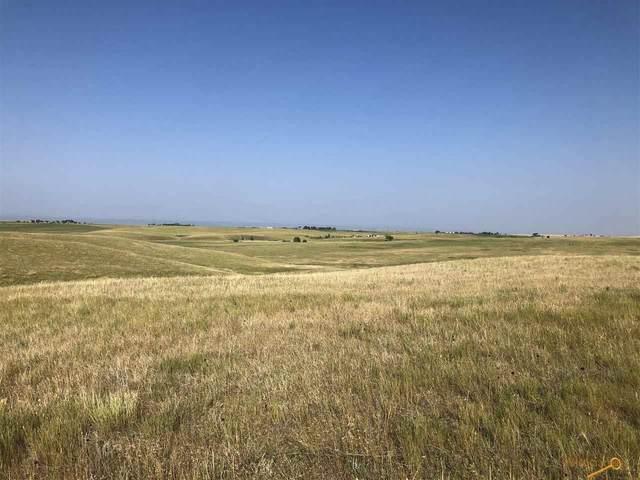 1TBD Elk Creek Rd, Box Elder, SD 57703 (MLS #155305) :: Dupont Real Estate Inc.