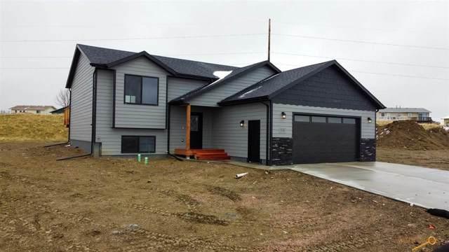 552 Mace Dr, Rapid City, SD 57719 (MLS #155307) :: Heidrich Real Estate Team