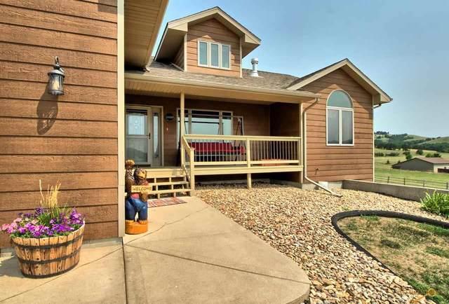 20202 Creek View Lp, Whitewood, SD 57793 (MLS #155312) :: Dupont Real Estate Inc.