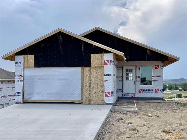 715 Diamond Ridge Boulevard, Rapid City, SD 57703 (MLS #155323) :: Christians Team Real Estate, Inc.
